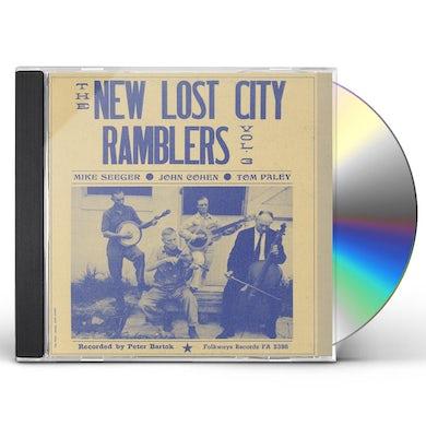 New Lost City Ramblers VOL. 3 CD