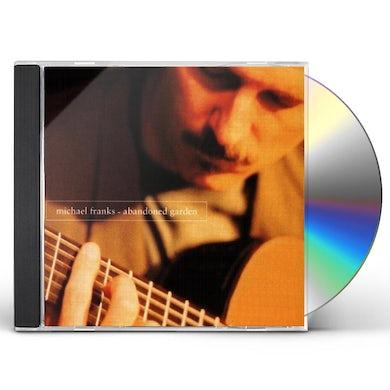Michael Franks ABANDONED GARDEN CD