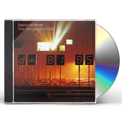 Depeche Mode SINGLES 81>85 CD