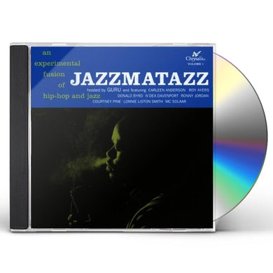 Guru JAZZMATAZZ CD