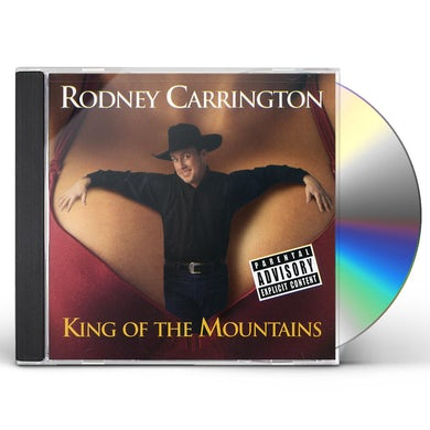 Rodney Carrington KING OF THE MOUNTAINS CD