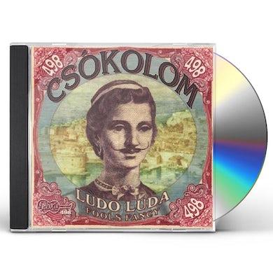 Csokolom LUDO LUDA: FOOLS FANCY CD