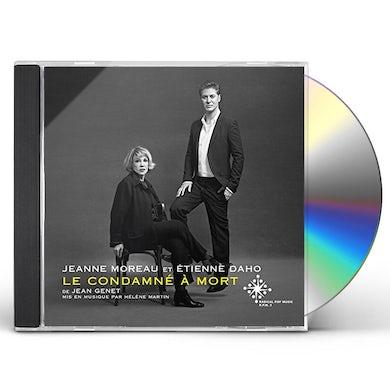 Etienne Daho LE CONDAMNE A MORT CD