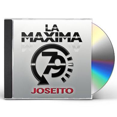 LA MAXIMA 79 JOSEITO CD