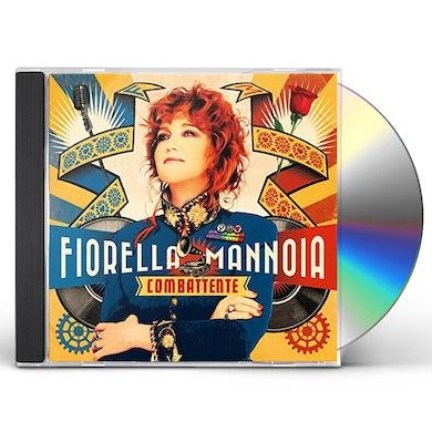 Fiorella Mannoia COMBATTENTE CD