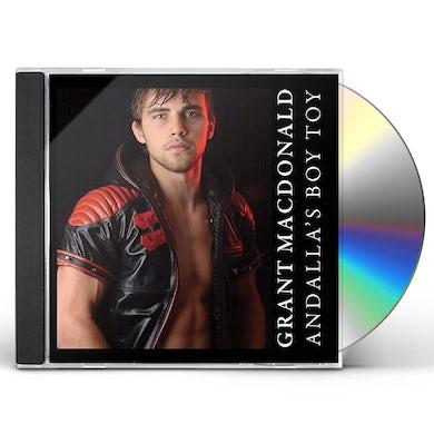 Grant MacDonald ANDALLA'S BOY TOY CD