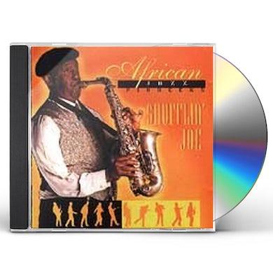 African Jazz Pioneers SHUFFLIN JOE CD