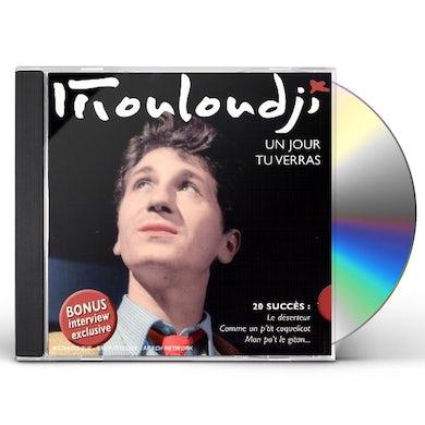 Mouloudji UN JOUR TU VERRAS CD