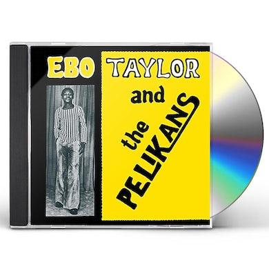 Ebo Taylor & PALIKANS CD