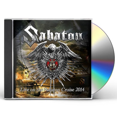 LIVE ON THE SABATON CRUISE 2014 CD