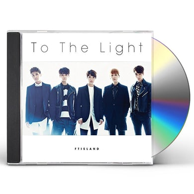 FTISLAND TO THE LIGHT CD