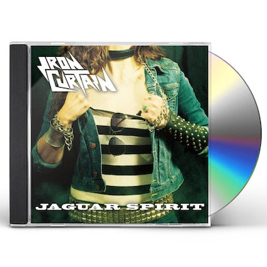 Iron Curtain JAGUAR SPIRIT CD