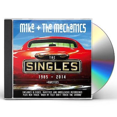 Mike + The Mechanics SINGLES 1985-13 CD