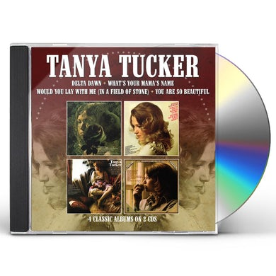 Tanya Tucker DELTA DAWN / WHAT'S YOUR MAMA'S NAME / WOULD YOU CD
