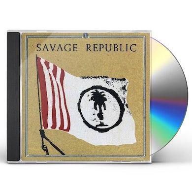 Savage Republic PROCESSION: AN AURAL HISTORY CD