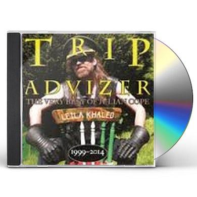 TRIP ADVIZER (VERY BEST OF JULIAN COPE 1999-2014) CD