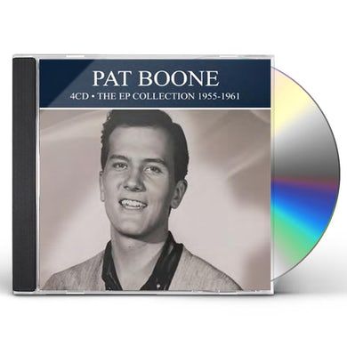 Pat Boone EP COLLECTION 1955-1961 CD