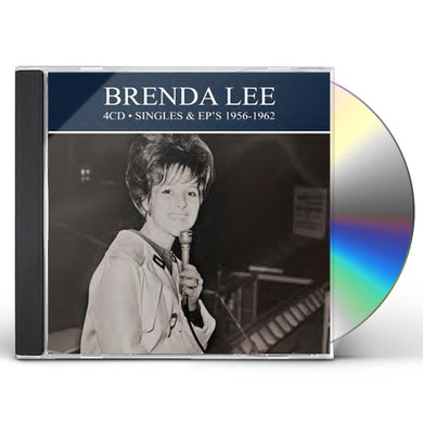 Brenda Lee SINGLES & EPS 1956-1962 CD