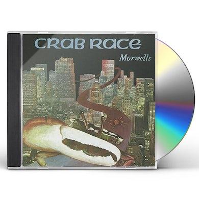 MORWELLS CRAB RACE CD