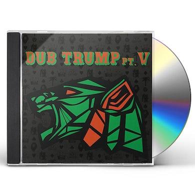 Dj Muro DUB TRUMP 5 CD