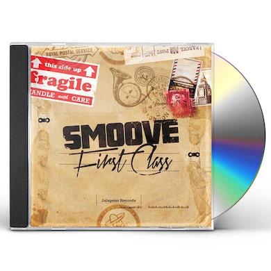 Smoove FIRST CLASS CD