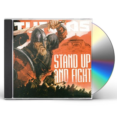 Turisas STAND UP & FIGHT CD