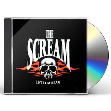 LET IT SCREAM CD
