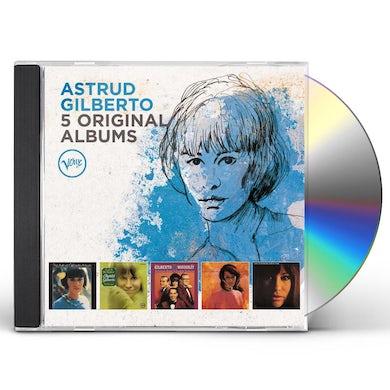 5 Original Albums (5 CD) CD