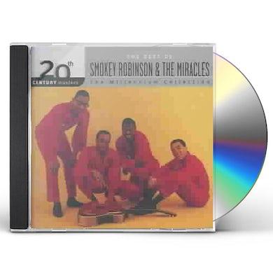 Smokey Robinson 20TH CENTURY MASTERS CD