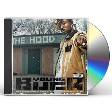 Young Buck STRAIGHT OUTTA CASHVILLE CD