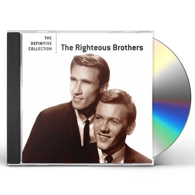Righteous Brothers DEFINITIVE COLLECTION CD