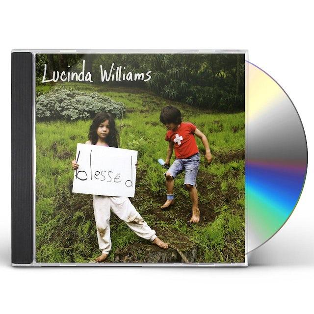Lucinda Williams BLESSED CD