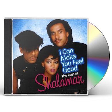 Shalamar I CAN MAKE YOU FEEL GOOD: BEST OF CD