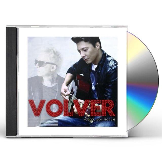 Volver KOCHA LUBI SZANUJE CD