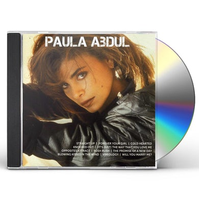 Paula Abdul ICON CD