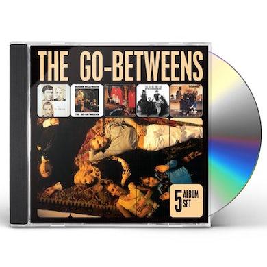 GO-BETWEENS 5 ALBUM SET CD