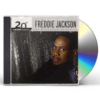 freddie jackson MILLENNIUM COLLECTION: 20TH CENTURY MASTERS CD