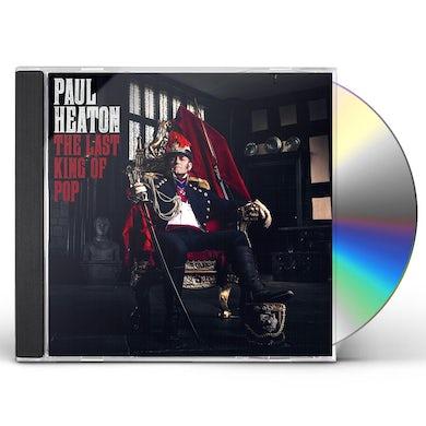 Paul Heaton LAST KING OF POP CD