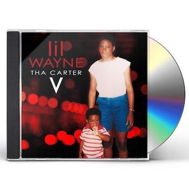 Lil Wayne THA CARTER V CD