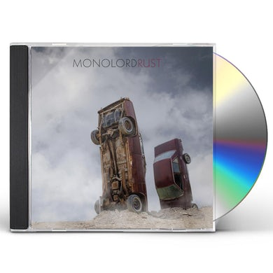 Monolord RUST CD