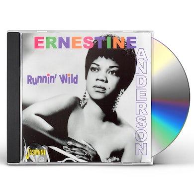 Ernestine Anderson RUNNIN WILD CD