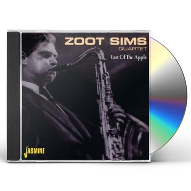 Zoot Sims EAST OF THE APPLE CD