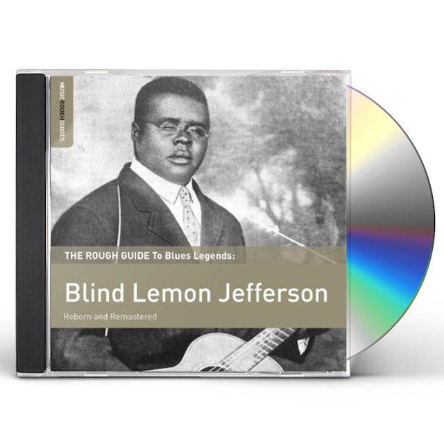 ROUGH GUIDE TO BLIND LEMON JEFFERSON CD