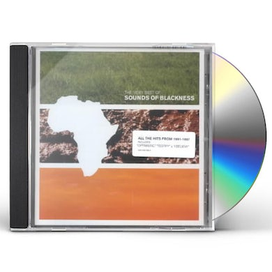 VERY BEST OF SOUNDS OF BLACKNESS CD