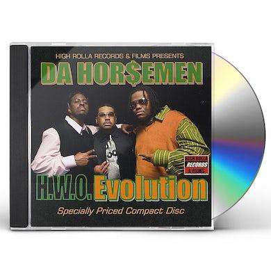 Da Horsemen HWO EVOLUTION CD