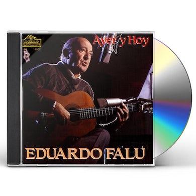 Eduardo Falu AYER Y HOY CD