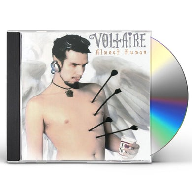 Voltaire ALMOST HUMAN CD