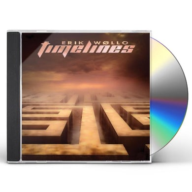 Erik Wollo TIMELINES CD