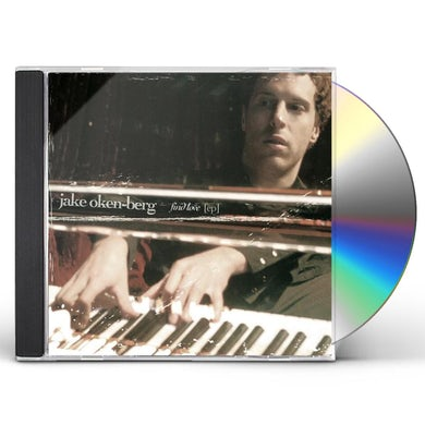 Jake Oken-Berg FIND LOVE EP CD