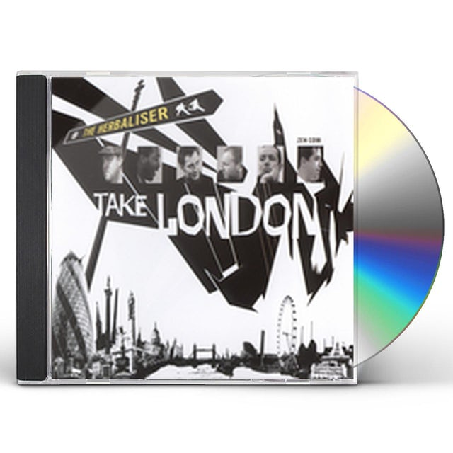 The Herbaliser TAKE LONDON CD
